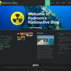 My new Radioactive Blog