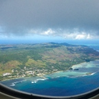 Traveling through Micronesia to the Marshall Islands